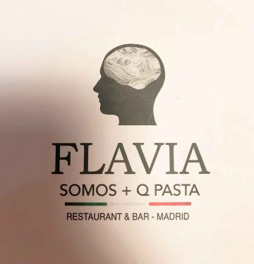 Restaurante Flavia, Madrid