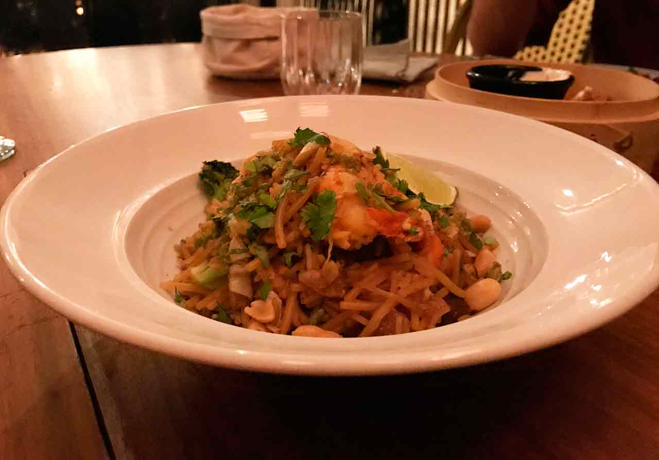 Pad Thai, Restaurante Teckel Madrid